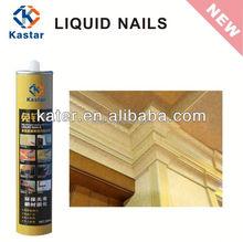All purpose rubber solution liquid nails,super construction adhesive