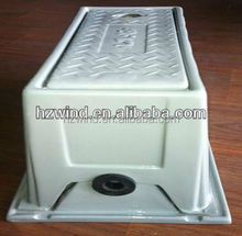 FRP water meter boxes
