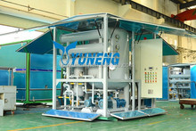 ZJA Series Double Stage High Vacuum Purifier Perfect Technology For Transformer Oil