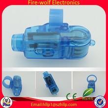 China manufacturer light up finger, Finger flashlight, led finger light