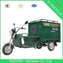 electric tricycle comfortable supplier mail truck for sale