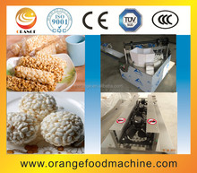 Advanced Puffed Rice Ball /Bar/Strip Making Machine with favorable price