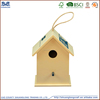 factory price new design handmade wooden bird house / cages