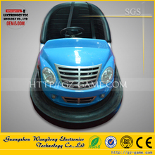 PP-001 wangdong kids floor and sky net bumper car indoor bumper car luxury cars