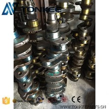 PE6 engine crank shaft & PE6 auto crankshaft for Nissan