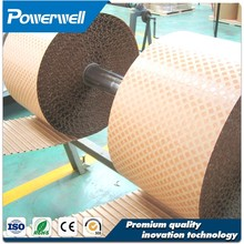 Excellent permeability transformer duct bar