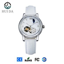 custom logo charms mechanical automatic watches