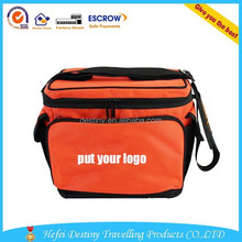 2015 new product most popular commercial promotional tote practical many pockets cooler bag
