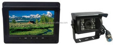 7 inch bus/trailer/truck car monitor rear view system