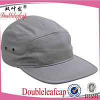 Leather Patch Adjustable Cheap Snapback Camp 5 Panel Hat /Flat Brim Blank Custom Floral Print Wholesale 5 Panel Cap