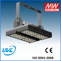 High Quality 60w-300w LED Tunnel Light with adjustable bracket
