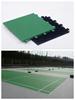 Custom PP badminton court sports floor tiles