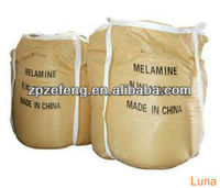 Basic organic chemicals melamine(tripolycyanamide) in amine