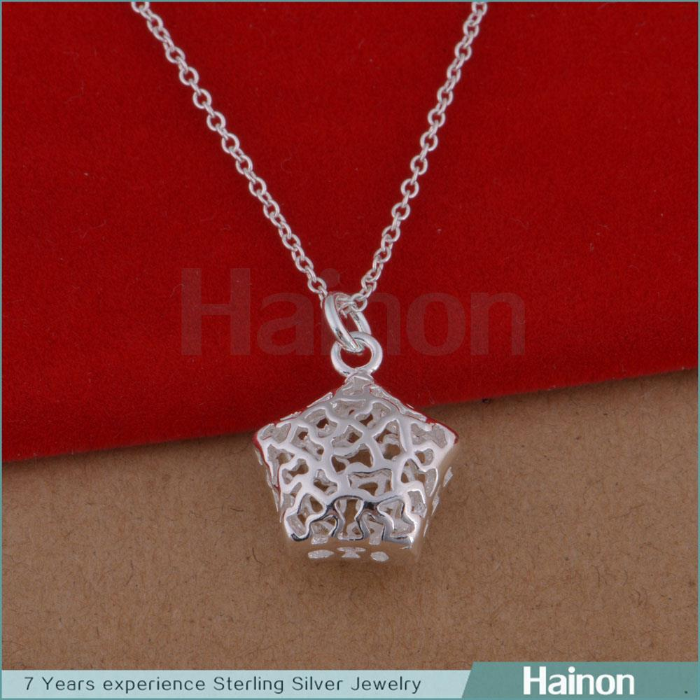 Wholesale 2015 Best Online Jewelry Stores Silver Pendant