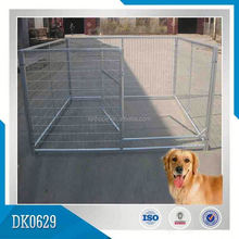 Good Supplier Outdoor Galvanized Dog Kennel Cage