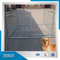Good Supplier Outdoor Galvanized Dog Kennel Cage