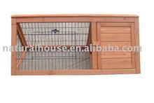 Item no . RH3 Wooden Rabbit Cage