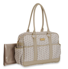 designer leather chevron mummy diaper bag brand new travel bag for mum