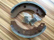 tricycle spare parts brake shoes for motorized three wheeler scooter