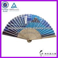 Art Craft Souvenir Items Bamboo Handheld Fan