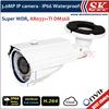 SKVISION SK-339WBDP 2.8-12mm Varifocal Lens ONVIF Bullet 42*F5 LEDs IP Camera Shenzhen