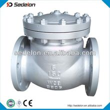 Flow Control Butt Welded Check Valve
