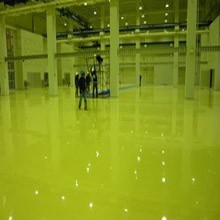 Solvent Free Stone Hard Self Leveling Anti-Static Epoxy Floor Paint