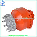 ms18 radial del pistón del motor hidráulico