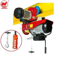 PA 220V Light Duty Design Single Hook Mini Electric Hoist