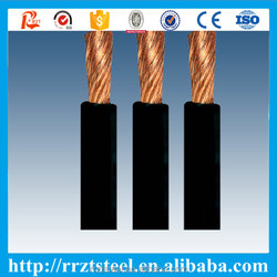 60245 IEC 81 YH Welding Cables ! blue insulation welding cable & flexilbe rubber 4 0 welding cable