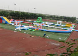 inflatable floating water park,inflatable water park