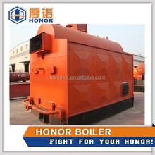 China Industrial Biomass Fuel Pellet Burner, Wood Pellet Burner, Coal Fired Hot Water Boiler
