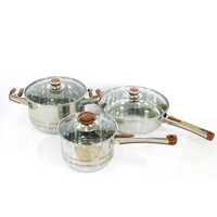 coffee transparent tempered glass cooking pot