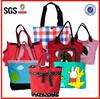 CB3112 Full Color Custom Printed Canvas Tote Bags