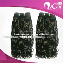 Wholesale virgin high quanlity candy curl brazilian hair