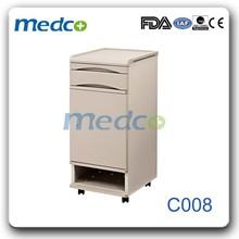 C008 ABS Bedside medical Cabinet