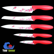 new design japaness wedding knife and fork set