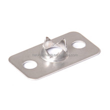 OEM precision stamping stainless steel keyhole bracket