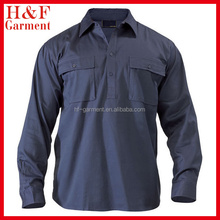 promotional two pocket work shirts buy two pocket work