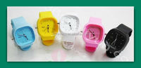 second-genaration fashional eco-friendly unisex silicone watch