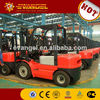 battery forklift truck with 2.5ton loading capacity