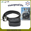 Adjustable waterproof small dog anti bark collar