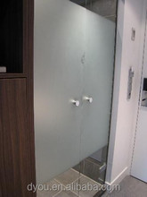 Alibaba China New Product Hot Sale Interior Frosted Glass Door