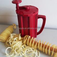 Manual Spiral Potato solanum tuberosum twisted Potato Slicer GDS-KS-002