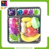 15 PCS Fruits Toy Plastic Pretend Funny Kitchen Set