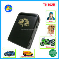 Car Vehicle Mini magnetic gps tracker person mini gps trackers tk102b