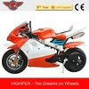 chinese cheap 49cc mini pocket bike for sale (PB008)