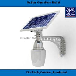 IP66 home use 10w solar garden light