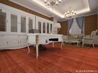 60x60 Hot sale Ceramic Porcelian Red Brick Floor Tile