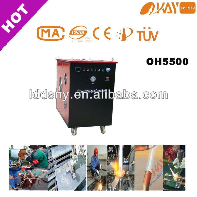 hidrojen ve oksijen kesici üreticisi oh5500